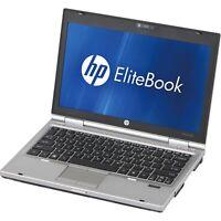 Cheap Windows 10 Laptop HP Elitebook 2570P i5 3rd Gen Webcam 320GB HDD Ultrabook