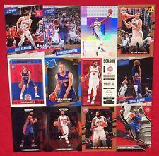 Pistons 2017-18 <12 Pack> Lot: Andre Drummond + Luke Kennard RC + Blake Griffin