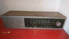 ANCIEN BEAU POSTE DE RADIO TRANSISTORS EUROPHON VINTAGE 1970 IL FONCTIONNE