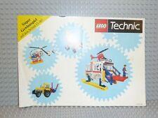 LEGO® Katalog Heft Catalog Gear Technic 105313-D c86detec von 1986 C34