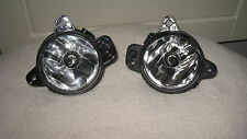VW Transporter T5 / Caravelle Pair of Front Fog Lights 2003-2010