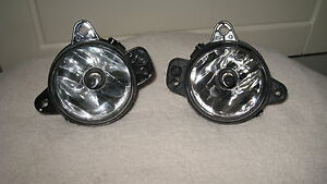 Fits VW Polo, Touareg, Crafter, Transporter/t5 Pair of Fog Lights