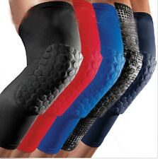 Hex Sponge Protective Knee Pads Basketball Leg Sleeves Compression Knee Braces G