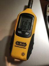Dr. Meter Decibel Sound Level Meter