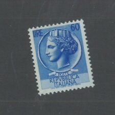 ITALY  #632 MLH VF Issue / Italia Coin - S8153