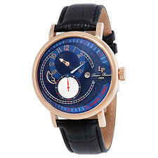 Lucien Piccard Supernova Moonphase Mens Watch LP-15157-RG-03