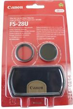 Canon FS-28U 28mm Filter Set Of ND8 and MC Protection Filters, London