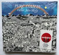 Father John Misty 'Pure Comedy' Exclusive Limited Edition CD Brand New Sealed