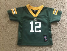 New listing Green Bay Packers Infant Aaron Rogers #12 NFL Jersey Size 12 Month Team Apparel