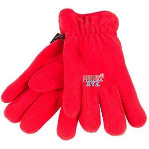 Woman's Winter Thick Polar Fleece Thinsulate 3M Warm Snow Ski Hike Gloves Warm