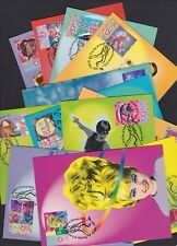 Australia Maximum / Maxi Cards 1998 Rock & Roll APMX137
