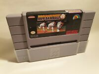 Roger Clemens MVP Baseball | SNES | Super Nintendo | NTSC | USA | Modul