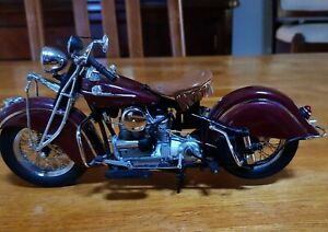 Franklin mint 1/10 Indian 442 Motorcycle