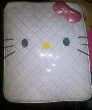 "Hello Kitty 9"" Tablet Pouch Used"