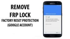 Samsung  A320FL FRP Lock/ Google Account Removal Same Day
