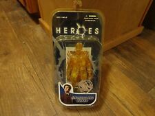 2008 MEZCO--HEROES TV SHOW--EXPLODING MAN PETER FIGURE (NEW) TOYS R US EXCLUSIVE
