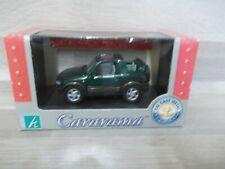 Cararama 1/43 - Toyota Rav4  green