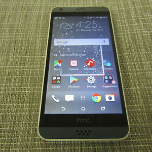 HTC DESIRE 530, 16GB (T-MOBILE) CLEAN ESN, WORKS, PLEASE READ!! 40534