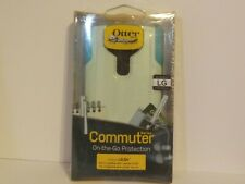 NEW Otterbox Commuter Series Case for LG G4 Seafoam Teal Sealed Package