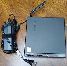 Lenovo ThinkCentre M715q AMD PRO A10-9700E R7 8GB 256GB SSD