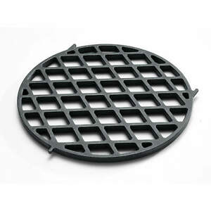 Weber Gourmet BBQ System Cast Iron Porcelain Enameled Sear Grate Barbecue Grill