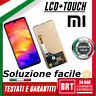 DISPLAY LCD TOUCH SCREEN XIAOMI REDMI NOTE 7 / 7 PRO SCHERMO MONITOR VETRO NERO
