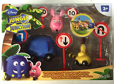 Disney Junior Jungle Junction Figure Pack with 3 figures brand new Famosa