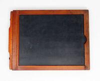 Seneca/ Kodak 6.5 X 8.5 Inch Full Plate Film Holder For Conley/Liberty Cameras