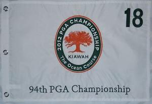 2012 OFFICIAL PGA Championship (KIAWAH The Ocean Course) EMBROIDERED Golf Flag