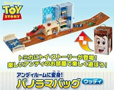 Takara Tomy Tomica System Disney Toy Story Andy's Room Set Playset Toys Japan