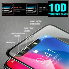 10D Full Cover Curved Tempered Glass Film Screen Protector For Smart Cellphones
