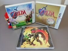 The Legend of Zelda Ocarina of Time Nintendo 3DS pal ita new sealed nuovo