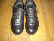 ZARA chaussures taille 42 cuir très souple pieds large pour 42.5 / 43 Ref:N42