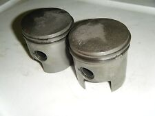 1970 Ski Doo Alpine 399 Pair of Left and Right Pistons 61.75 mm