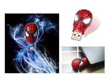 32GB SPIDER-MAN USB 2.0 Flash Drive / Memory Stick con LED occhio! UK STOCK