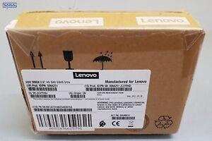 "Lenovo 900Gb 10K SAS 12Gbps 2.5"" G3HS 512e HDD Hard Drive 00NA251 EX VAT £87"