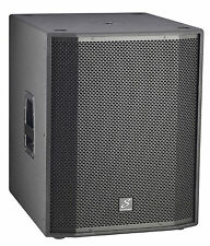Active Pro Audio Subwoofers with Top Hat