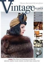 Vintagexplorer - Issue No8 - Vintage Fur, Finn Juhl, B&O, Mantiques, Pub Games