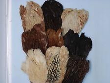 4 Naturale Addio nubilato Mantelle,qualità AA,Materiali per mosche da pesca,