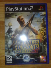 Medal of Honor : Soleil levant pour Sony Playstation 2 (PS2)