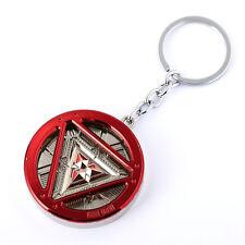 Ironman Reactor Symbol Key Chain Ring