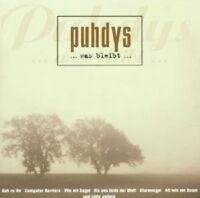 """PUHDYS """"WAS BLEIBT"""" CD NEU"""