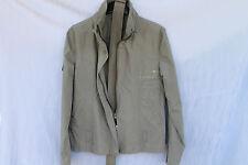 Leichte Übergangsjacke 42 Jacke Cargo Style Gürtel khaki KangaRoos Baumwolle