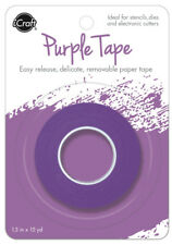 """Purple Tape Delicate Removable Paper Tape 1.5"""" x 15yd (38mm x 13.8m) Roll icraft"""