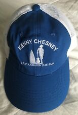 Kenny Chesney 2018 Trip Around The Sun Summer Tour Hat Concert New Baseball Hat