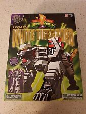 MMPR Power Rangers Legacy White Tigerzord NEW SEALED TRU EXCLUSIVE