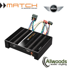 Match Amp & harness Package PP62DSP + FREE PP-AC Harness Cable Mini