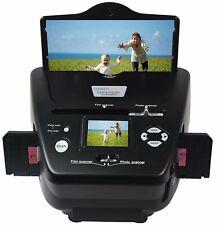 35mm Film Scanner Photo Name Card Slides and Negatives to Digital Converter