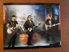 U2 8X10 photo a