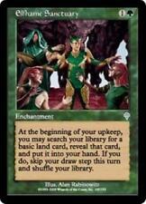 ELFHAME SANCTUARY Invasion MTG Green Enchantment Unc